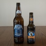 Left Coast Brewing Co. Asylum and Brasserie Grain D'Orge Belzabuth