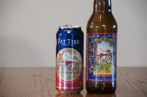 New Belgium's Fat Tire