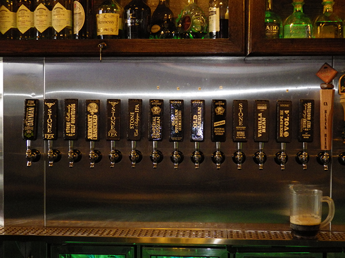 Stone brewing Tap Takeover 4/20