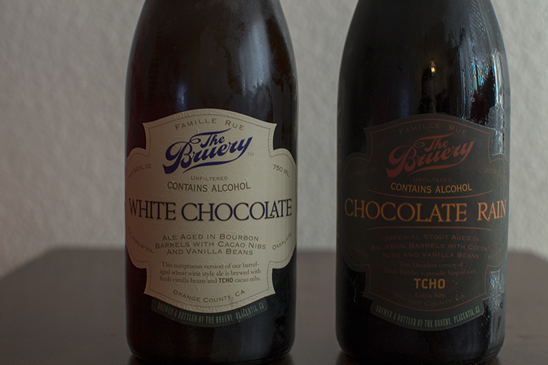 The Bruery - White Chocolate and Chocolate Rain