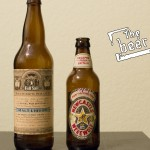 Full Sail Brewing Big Daddy J's Malt Liquor and Newcastle Werewolf