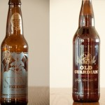 Stone Brewing Co. Levitation Ale and Old Guardian Barley Wine